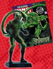 Classic Marvel Figurine Collection #086 Scorpion Eaglemoss Publications